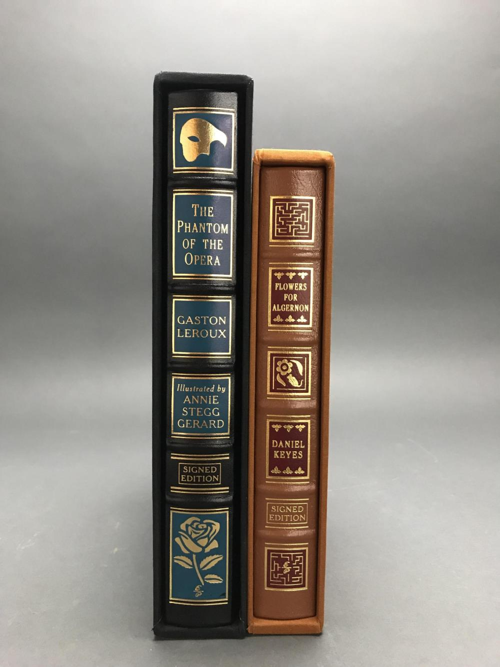 2 vols. Easton Press Signed Editions.