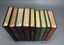 Lot 158: 9 vols. Easton. Signed Editions. American Fiction
