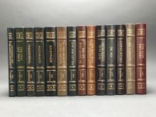 Lot 143: 14 vols. Fleming. Easton. 2005.