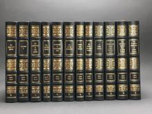 Lot 142: 12 vols. Mark Twain. Easton. 1998.