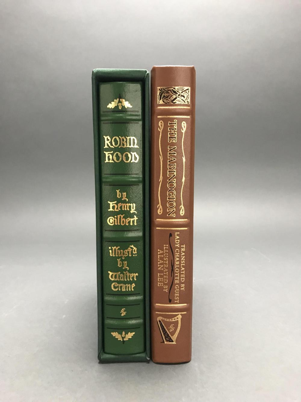 2 vols. Easton. Incl: Robin Hood, Mabinogion.