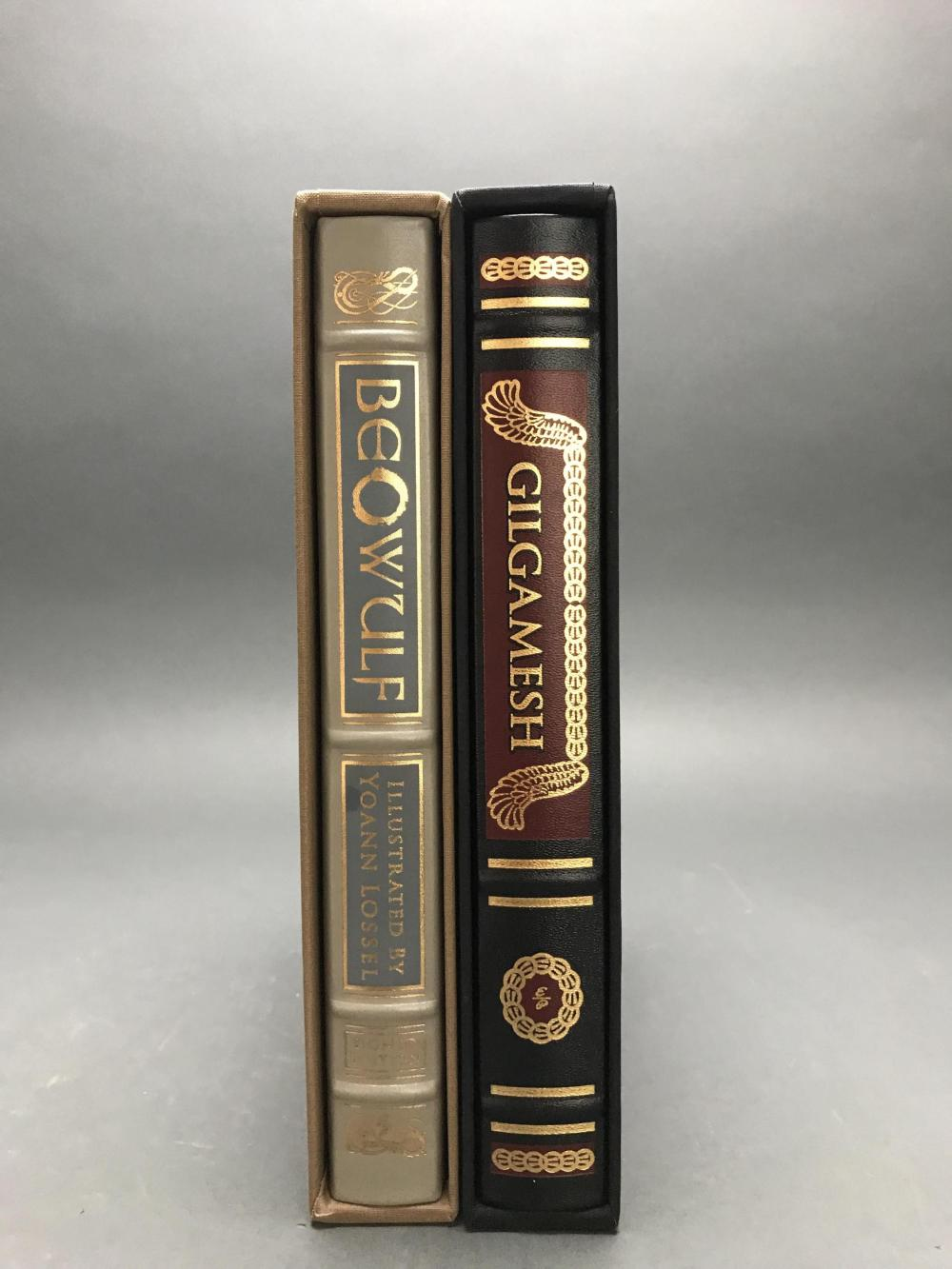 2 vols. Easton. Limited Editions. Sgd.