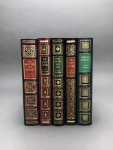 Lot 153: 5 vols. F. Scott Fitzgerald. Easton. 1991.