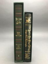 Lot 147: 2 vols. Burroughs. Easton. One limited ed., sgd.