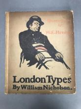 Lot 249: Nicholson. London Types. 1898.