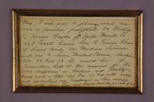 Lot 101: Anais Nin. Autograph Letter Signed.