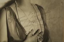 Lot 68: Amelita Galli-Curci. Signed Phtotgraph. 1931.