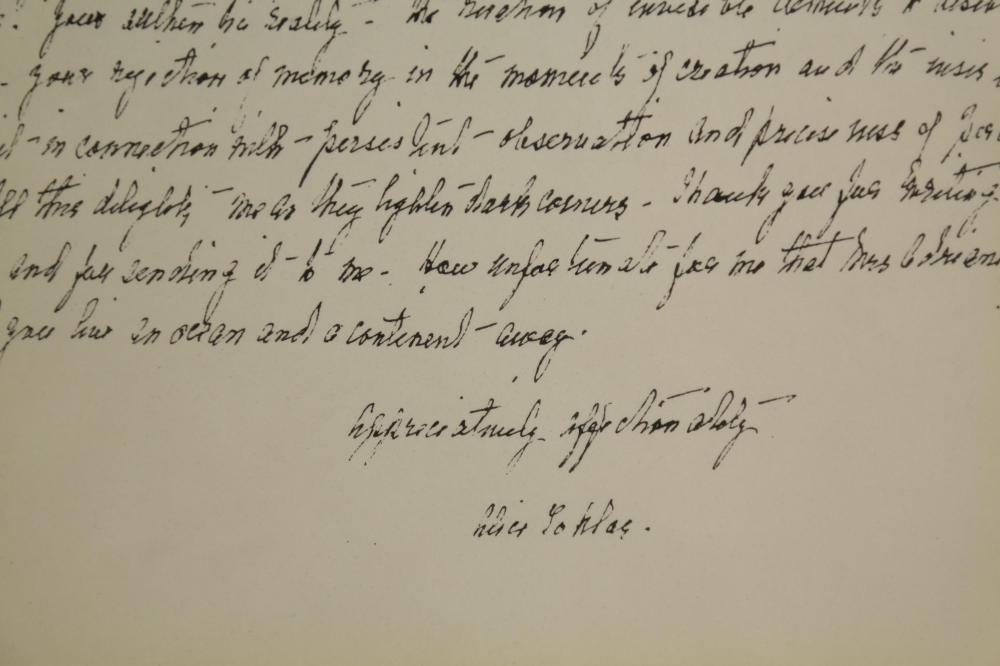 Lot 125: Alice Toklas. Autograph Letter Signed.