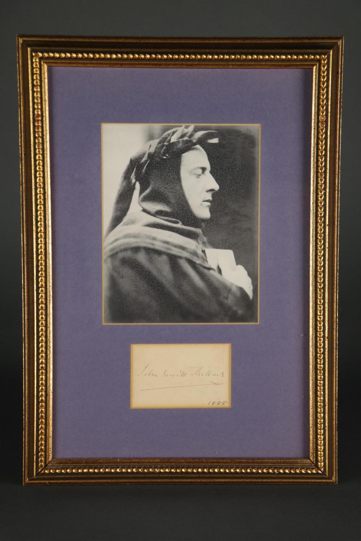 3 Sgd Pcs. British Artists,incl: Grant, Millais.