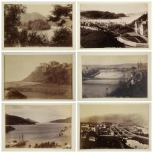 Lot 293: 29 Late 19th & early 20th c. photos of Scotland.