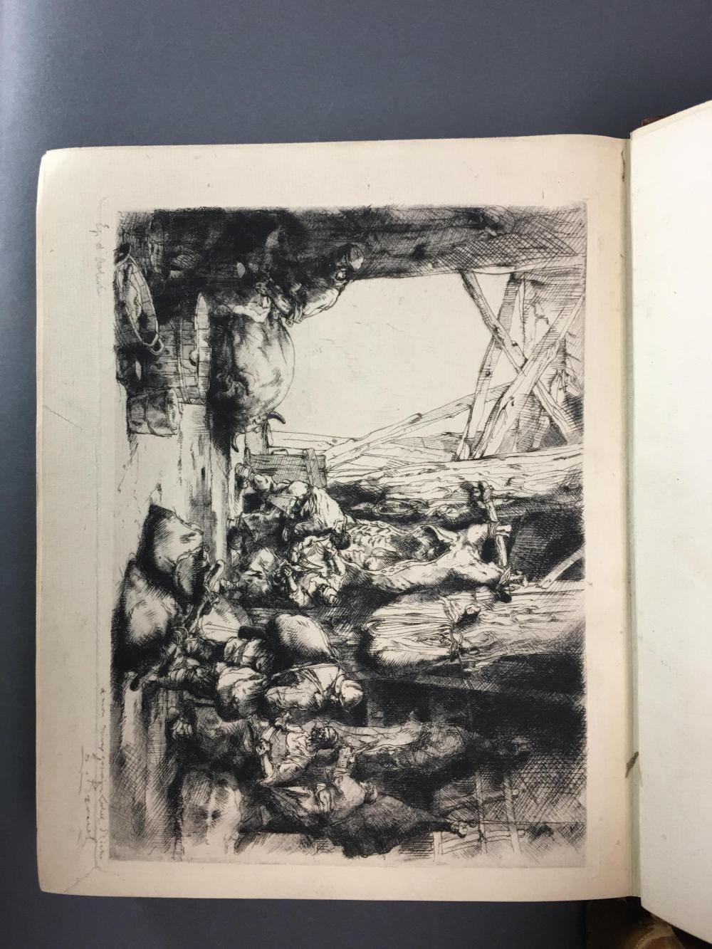 Lot 397: 4 vols. French Printmakers. Catalogue Raisonnes.