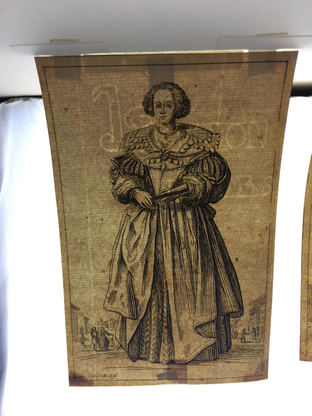 Lot 469: 4 vols. Strauss. The German Woodcut.