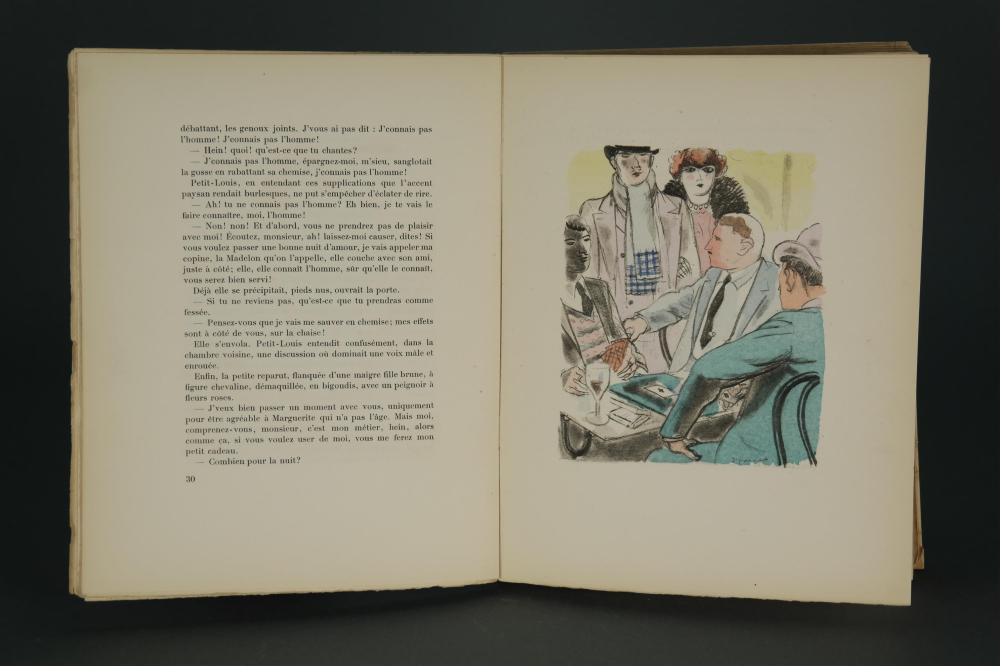 Lot 245: 4 vols illustrated. Early 20th c. Incl: Xanthis.
