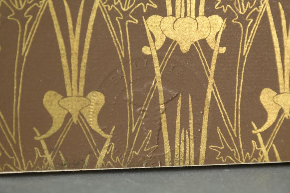 Lot 226: Balzac. Das Madchen mit den Goldaugen. 1904.