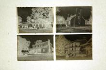 Lot 285: 106 glass plate negatives of the DC metro. area.
