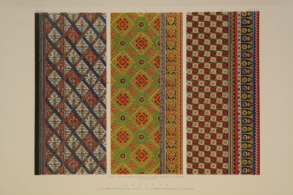 Lot 240: Waring. Masterpieces of Industrial. 3 vols. 1863.