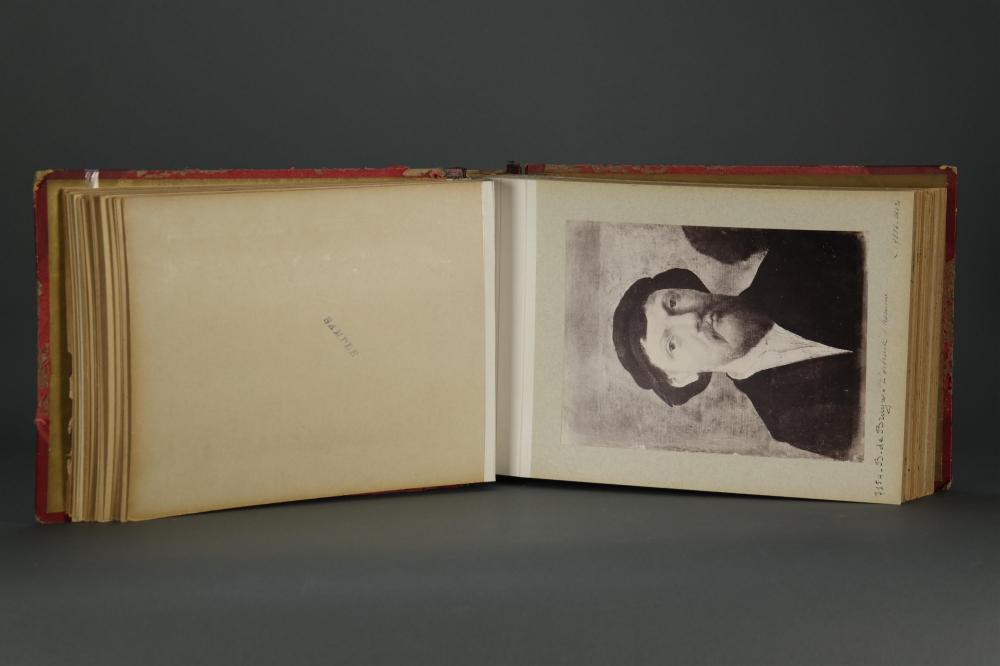 Lot 275: 2 1930s Photo Albums. Inc: Paris Exhibitions.