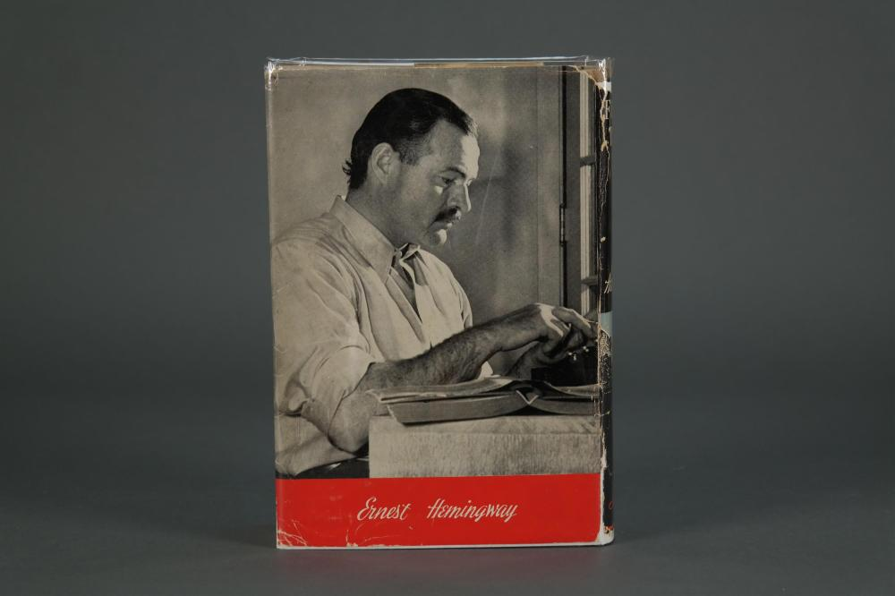 Lot 187: Hemingway. For Whom the Bell Tolls. 1st ed.