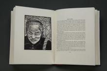 Lot 263: 2 Vols Inc: Voltaire & Sgd Peking Street Peddlers.