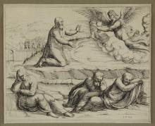 Lot 345: Augustin Hirschvogel. Three Etchings. ca.1550.