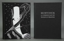 Lot 244: Moby Dick. Folio Society. In clamshell case.