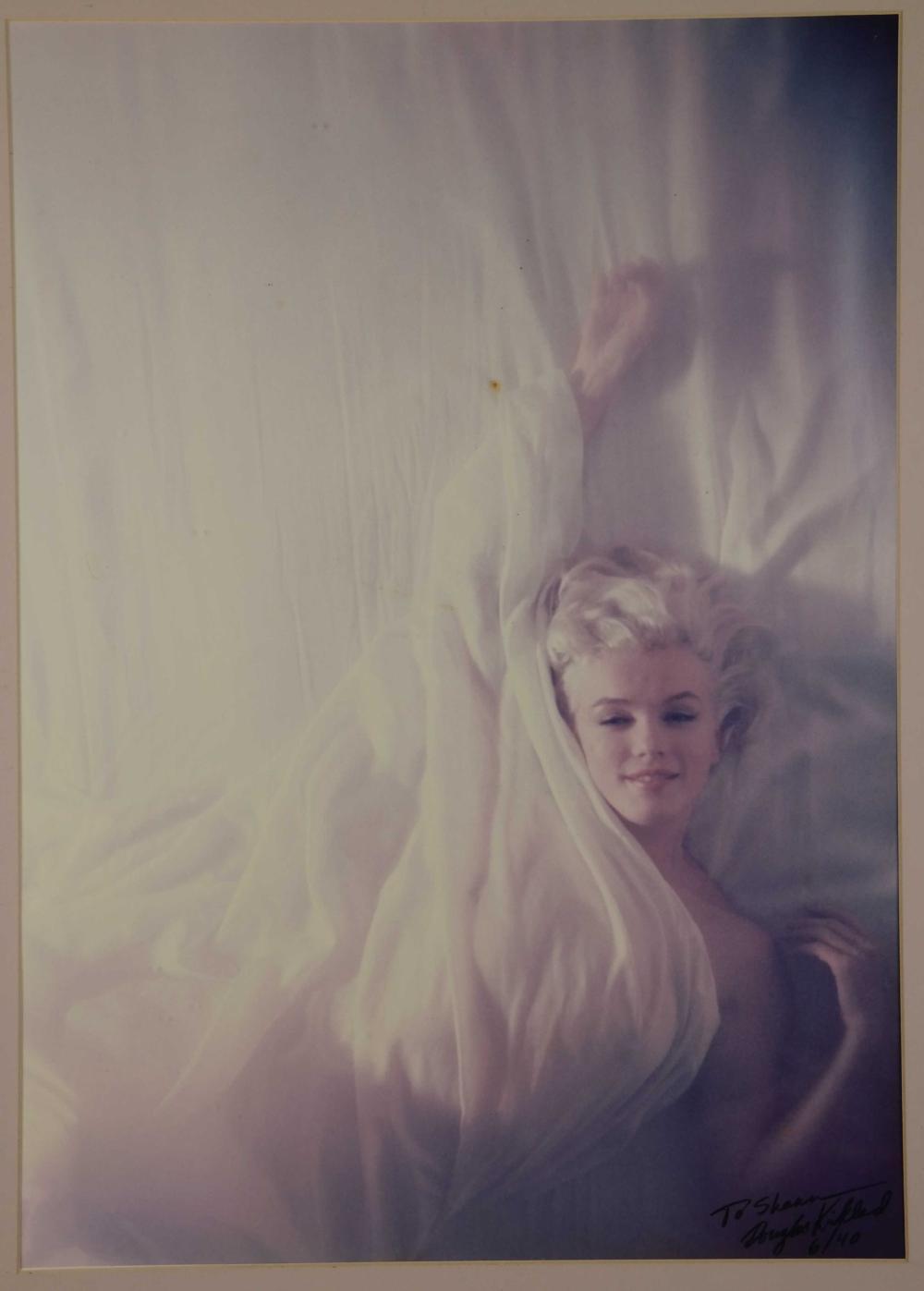 Douglas Kirkland. Marilyn Monroe. 1961.