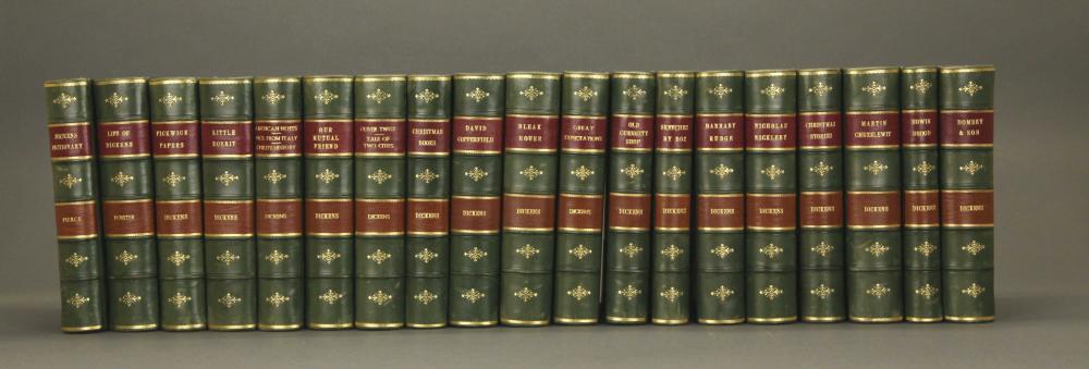 Charles Dickens's Works. 19 Vols.