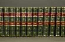 Lot 170: Charles Dickens's Works. 19 Vols.