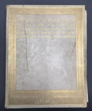 Lot 401: 3 vols. French Printmakers. Catalogue Rasionnes.