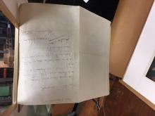 Lot 128: M. Utrillo, S. Valadon, A. Vitter. ALS.
