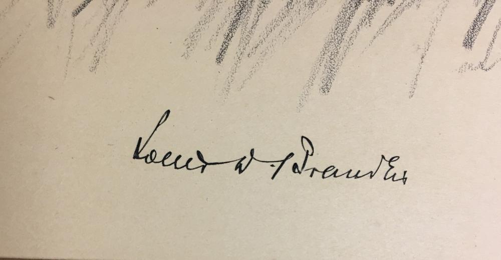 Lot 9: 3 Sgd Pcs. B. Baruch, O.W. Holmes, L. Brandeis.