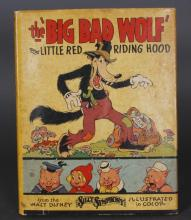 The Big Bad Wolf and Little Red Riding Hood (1934)