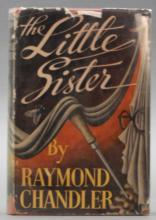 Chandler. THE LITTLE SISTER. 1949. 1st US edition.