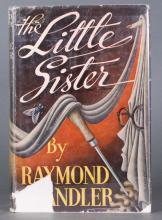 7 Books: Raymond Chandler. LITTLE SISTER, 6 others