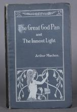 Machen. THE GREAT GOD PAN... 1894. 1st edition.