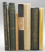 7 Books (1 signed by William Saroyan).