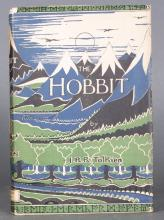 5 Books: FARMER GILES... 3 other Tolkien, 1 Wright
