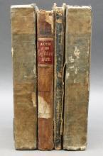 4 Vols incl: Sparks. THE LIFE OF GOUVERNEUR MORRIS