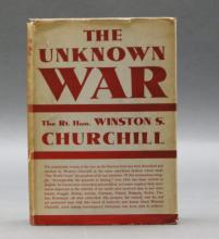 Churchill. THE UNKNOWN WAR: THE EASTERN FRONT.
