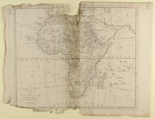 4 Items incl: East Indies, 1757 + Africa, 1777