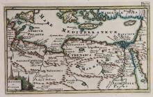 17 Maps incl: Cluver. Egyptus Et Cyrene.
