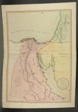 3 Maps, 1783-1801: Mediterranean, Ukraine, Egypt.