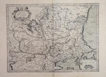 Walachia, Servia, Bulgaria, Romania [Ca 1610s-30s]