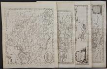 23 Maps/Views incl: Tartaria Sive Magni Chami...