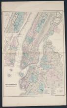 5 Maps incl: Servizio Generale Dei Piroscafi. 1844