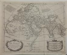 10 Maps, mainly Rollin's Ancient History, 1739-40.