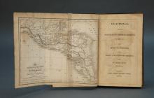 Henry Dunn. Guatimala... Lon: Nisbet, 1829. Signed