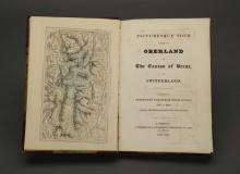 Lory. Picturesque Tour Through the Oberland. 1823.