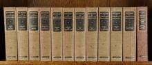 Dictionary Of American Biography. 12 Vols.