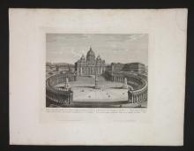 19 plates from: Nuova raccolta delle... Roma...
